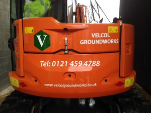 Velcol Limited Groundwork