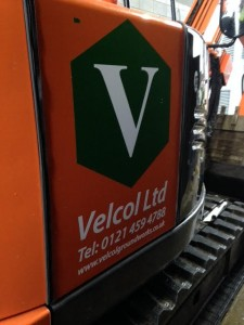 Drainage services - Velcol Groundworks