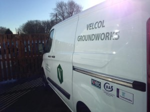 Birmingham based groundworks contractor