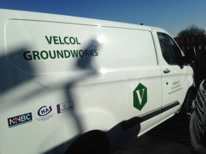 Velcol Groundworks 30 years experience